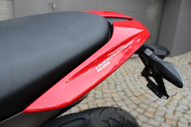 Ducati Hypermotard 939 chip tuning, remapping, tuning