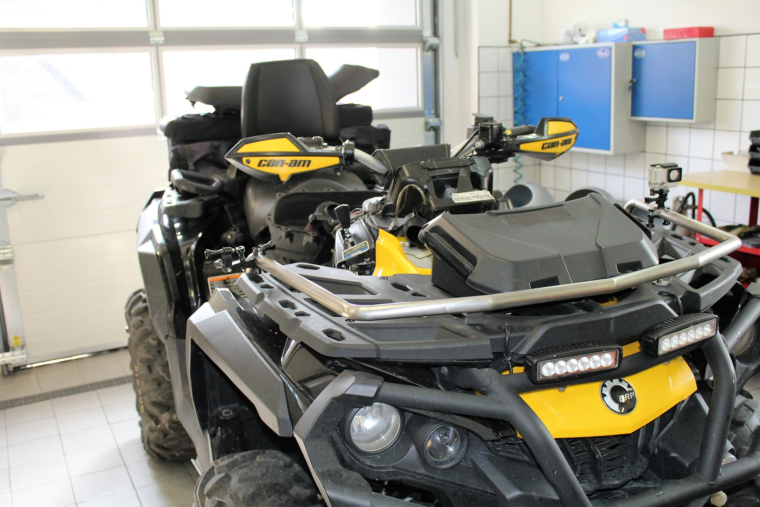 Chip tuning Can-AM Outlander 1000 Renegade 800, Maveric 1000, Comander 1000 remapping , chip tuning zdjęcie speed limiter